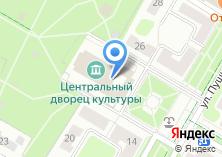 Компания «Щёлковский молодежный театр» на карте