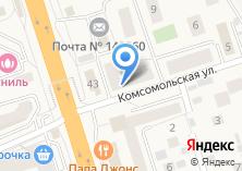 Компания «Нотариус Чуманкова М.В» на карте