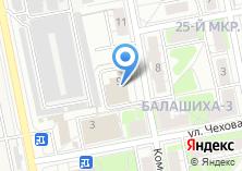 Компания «Souffle» на карте