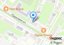 Компания «Молочно-раздаточный пункт в Щёлково» на карте