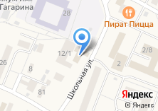 Компания «ГЛАММУАР-Дизайн» на карте