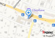Компания «Акора» на карте