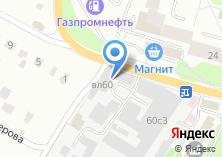 Компания «Donplast» на карте