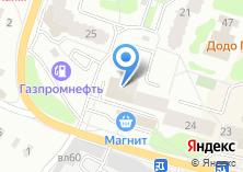Компания «ОПЦ Юность» на карте
