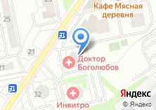 Компания «Патио Кухни» на карте