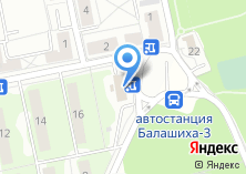 Компания «Магазин табачной и алкогольной продукции» на карте