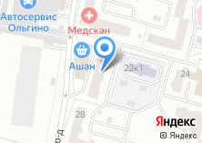 Компания «Новое Ольгино» на карте