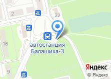 Компания «Балашиха-3» на карте