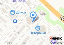 Компания «Строящийся жилой дом по ул. Подмосковная (Островцы)» на карте