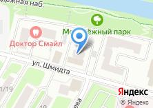 Компания «Одна тонна» на карте