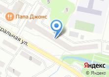 Компания «УзорИзНиток» на карте
