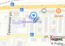 Компания «Сафита» на карте