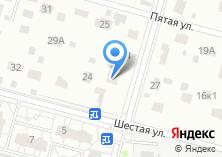 Компания «Русская баня на дровах» на карте