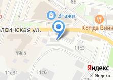 Компания «Шиномонтажная мастерская на ул. Талсинская» на карте