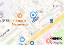 Компания «Дороги Странствий» на карте