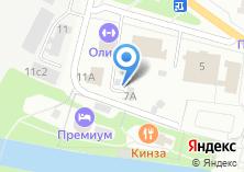 Компания «Щелково» на карте