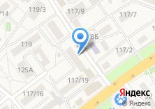 Компания «Почтовое отделение №140050» на карте