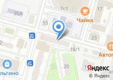 Компания «Бобр» на карте