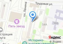 Компания «СушиСет» на карте