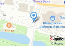 Компания «Автостоянка на ул. Талсинская» на карте