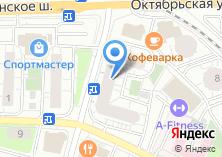 Компания «INTUITION» на карте