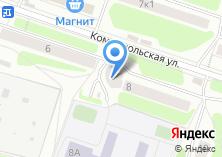 Компания «Офис-Респект магазин офисной мебели» на карте