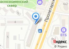 Компания «Главное Управление Пенсионного фонда РФ №18 г. Москвы и Московской области» на карте