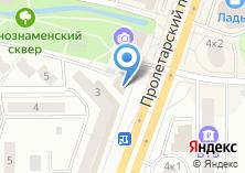 Компания «ЕшЪ» на карте