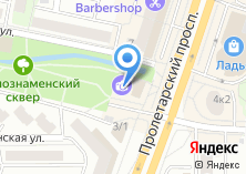 Компания «ЮриЛЕКС» на карте