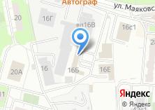 Компания «Ремонт-СКМ» на карте