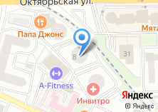 Компания «Ателье силуэт» на карте