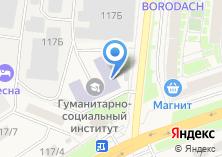 Компания «АВС-МК» на карте