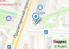 Компания «ШКАФФЕР» на карте