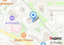 Компания «Строящийся жилой дом по ул. Некрасова (г. Железнодорожный)» на карте