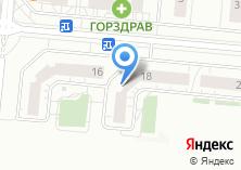 Компания «Центр-2» на карте
