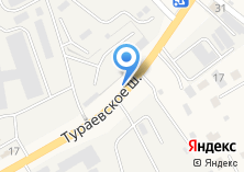 Компания «Центр шиномонтажа на Новой» на карте