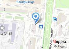 Компания «Строящийся жилой дом по ул. Автозаводская (г. Железнодорожный)» на карте