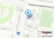 Компания «Щелковский водоканал» на карте