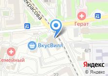 Компания «Магазин нижнего белья на ул. Маяковского» на карте