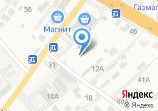Компания «Банная утварь» на карте