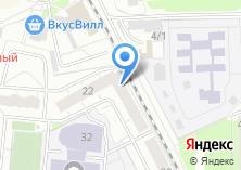 Компания «Ульяновские кухни дельта +» на карте