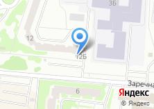 Компания «Строящийся жилой дом по ул. Пролетарский проспект (г. Щёлково)» на карте