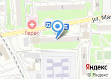 Компания «Смарт-клин ооо» на карте