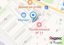 Компания «Магазин ткани и швейной фурнитуры» на карте