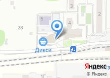 Компания «Магазин нижнего белья на Кооперативной» на карте