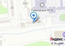 Компания «Кадастровое производство» на карте