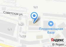 Компания «Улица гобеленов сеть магазинов» на карте