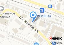Компания «Окна СТК» на карте