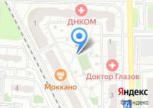 Компания «Центр+» на карте