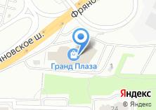 Компания «Белькант сеть магазинов штор» на карте